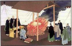 日本における火葬
