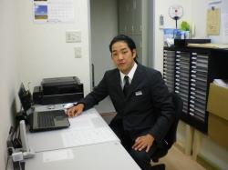 葬祭ディレクター 寺田 勉